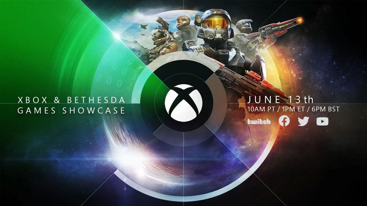 Pela primeira vez a Microsoft e a Bethesda terão uma apresentação conjunta na E3 2021 (Reprodução: Microsoft)